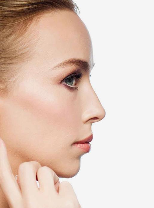 Modellamento del profilo e delle dimensioni del naso
